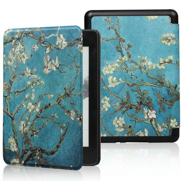 Kindle Smart Case Cover Blossom Tree